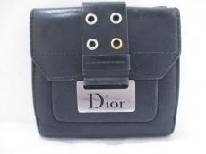 ChristianDior(クリスチャンディオール)のWホック財布