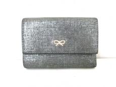 Anya Hindmarch(アニヤハインドマーチ)のWホック財布