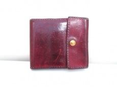 HENRY CUIR(アンリークイール)のWホック財布