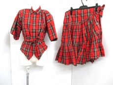 NORMA KAMALI(ノーマカマリ)のスカートセットアップ