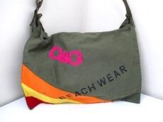 D&G BEACH WEAR(ディーアンドジービーチウエア)のショルダーバッグ