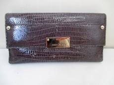 JIMMY CHOO(ジミーチュウ)の長財布