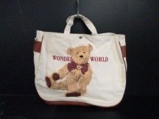 WONDERFUL WORLD(ワンダフルワールド)のハンドバッグ