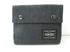 PORTER/吉田(ポーター)のWホック財布