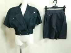 COURREGES(クレージュ)のレディースパンツスーツ
