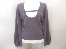 MIHOKOSAITO(ミホコサイトウ)のセーター
