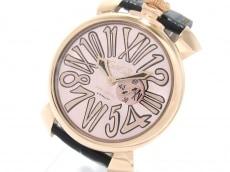 GAGA MILANO(ガガミラノ)の腕時計