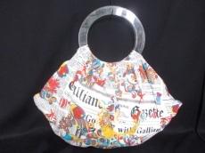 JOHN GALLIANO(ジョンガリアーノ)のハンドバッグ