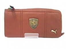 PUMA×FERRARI(プーマ×フェラーリ)の長財布