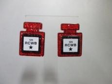 RCWB RODEOCROWNS WIDE BOWL(ロデオクラウンズ)のピアス