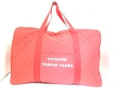 YOSHIE INABA(ヨシエイナバ)のボストンバッグ