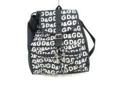 D&G(ディーアンドジー)のリュックサック