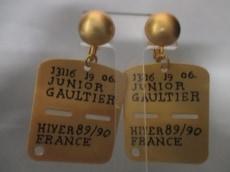 JUNIOR GAULTIER(ゴルチエ)のイヤリング