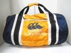CANTERBURY OF NEW ZEALAND(カンタベリーオブニュージーランド)のボストンバッグ