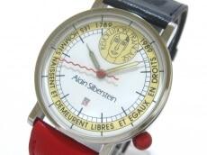 Alain Silberstein(アラン・シルベスタイン)の腕時計