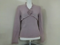 miss ashida(ミスアシダ)のセーター