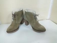 STEFANO GAMBA(ステファノガンバ)のブーツ