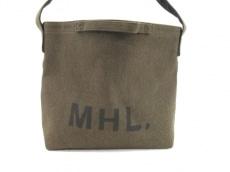 MHL.(マーガレットハウエル)のショルダーバッグ