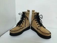 YUKETEN(ユケテン)のブーツ