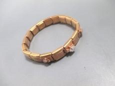 NARACAMICIEMESSAGGIO(ナラカミーチェメッサジオ)のブレスレット