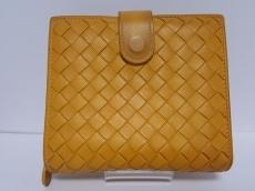 BOTTEGA VENETA(ボッテガヴェネタ)の2つ折り財布