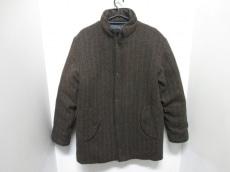 Harris Tweed(ハリスツイード)のダウンジャケット