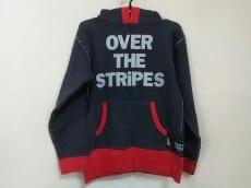 OVER THE STRIPES(オーバーザストライプス)のパーカー