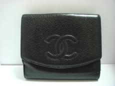 CHANEL(シャネル)のWホック財布