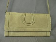 COMPTOIR DES COTONNIERS(コントワーデコトニエ)のショルダーバッグ