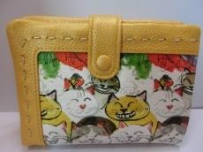 Manhattaner's(マンハッタナーズ)の2つ折り財布