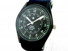 HEADPORTERPLUS(ヘッドポータープラス)の腕時計