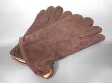 ErmenegildoZegna(ゼニア)の手袋