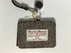 Harris Tweed(ハリスツイード)のカードケース