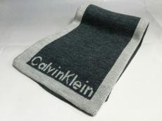 CalvinKlein(カルバンクライン)のマフラー