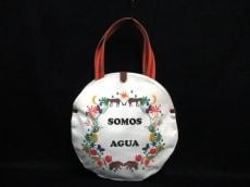 JOCOMOMOLA(ホコモモラ)のトートバッグ