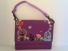 ANNA SUI mini(アナスイミニ)の3つ折り財布