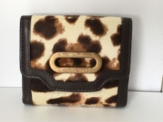 JIMMY CHOO(ジミーチュウ)のWホック財布