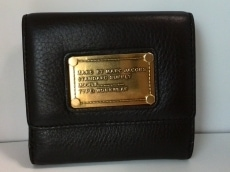 MARC BY MARC JACOBS(マークバイマークジェイコブス)のWホック財布