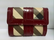BURBERRY PRORSUM(バーバリープローサム)の3つ折り財布