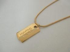 HUNTING WORLD(ハンティングワールド)のネックレス