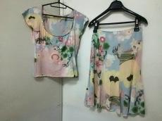 BLUMARINE ANNA MOLINARI(ブルマリン・アンナモリナーリ)のスカートセットアップ