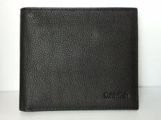 CalvinKlein(カルバンクライン)の2つ折り財布