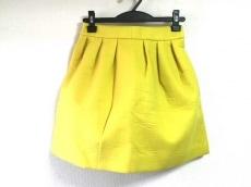 MAISON KITSUNE(メゾンキツネ)のスカート