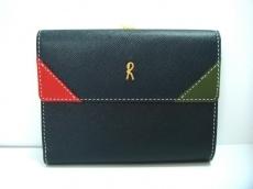 Roberta di camerino(ロベルタ ディ カメリーノ)の3つ折り財布