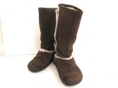 BIRKEN STOCK(ビルケンシュトック)のブーツ
