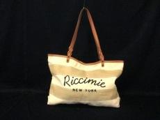 Riccimie NEW YORK(リッチミーニューヨーク)のトートバッグ