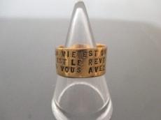SERGE THORAVAL(セルジュ トラヴァル)のリング