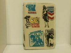 HYSTERIC(ヒステリック)の手帳