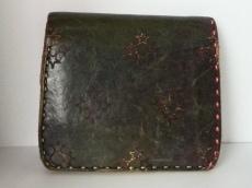 GO HEMP(ゴーヘンプ)の2つ折り財布