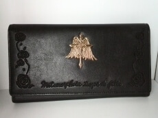 metamorphose temps de fille(メタモルフォーゼ タンドゥフィーユ)の長財布